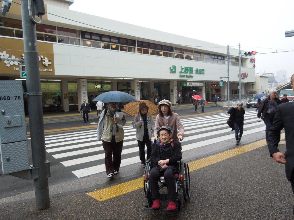 これから浅草・上野刊行ツアーです!