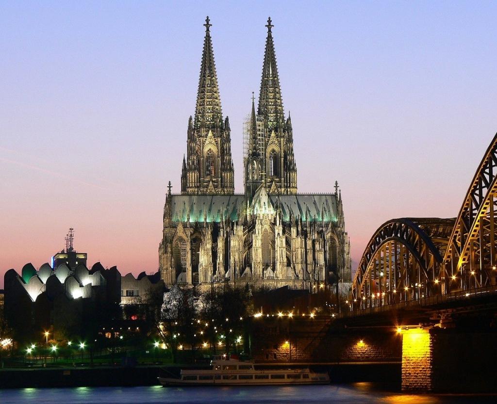 ケルン大聖堂(CC: Ger1axg)