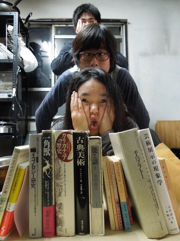 吉本隆明の本はないけども、彼の好奇心は素晴らしい!