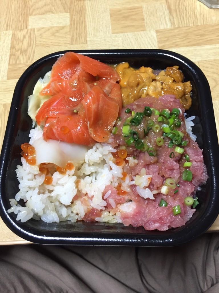 丼丸の寿司ごはん!