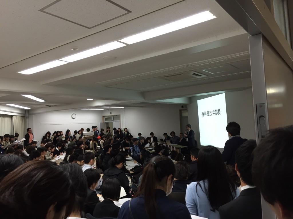 グローバル大学に向けて!熱気がすごい!明治維新の東京美術学校を感じました!!!