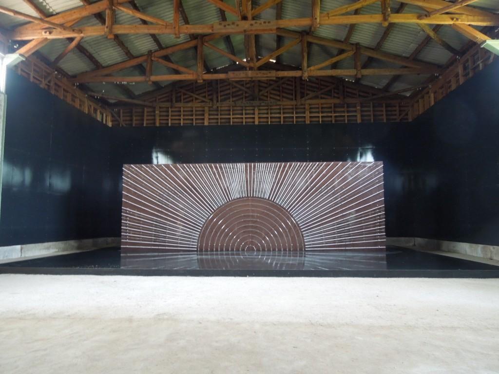 百島の映画館