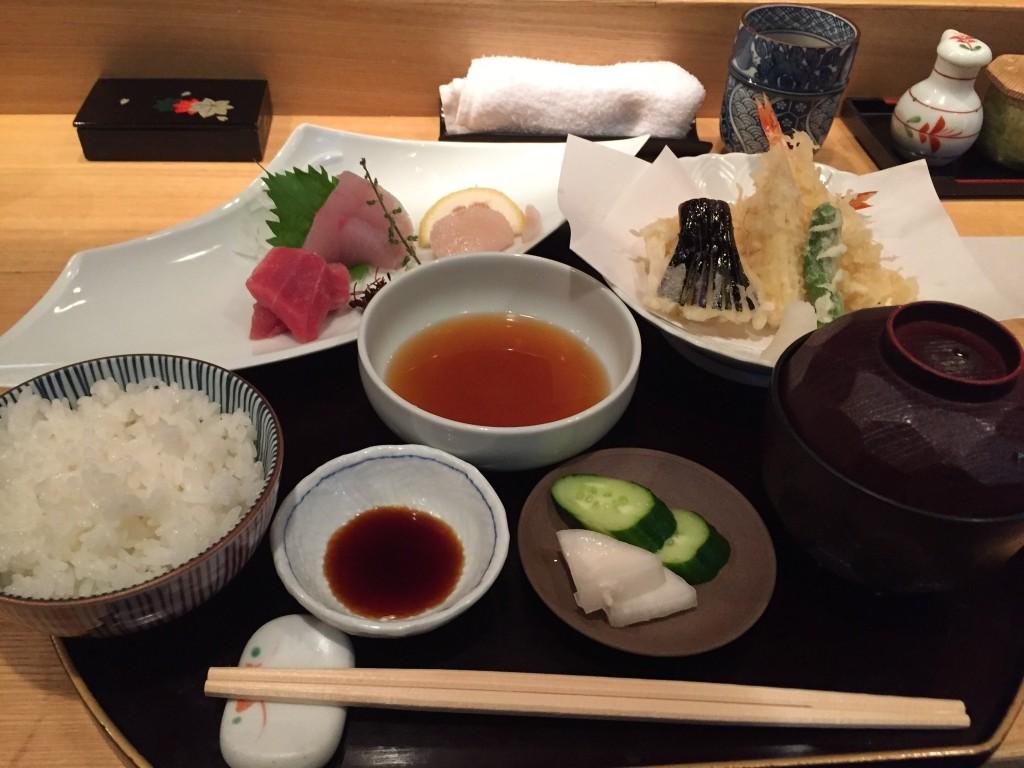 おいしい昼食。鶴見駅・聚楽