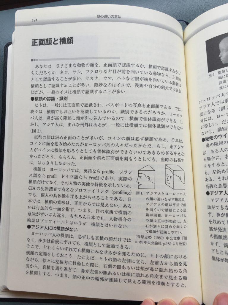 日本顔学会124