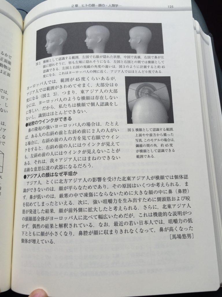 日本顔学会125