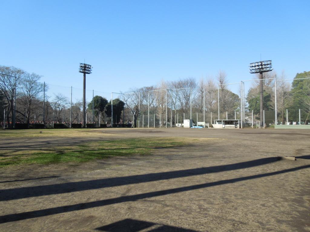 正岡子規記念野球場