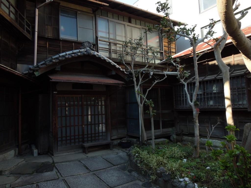 平櫛田中邸