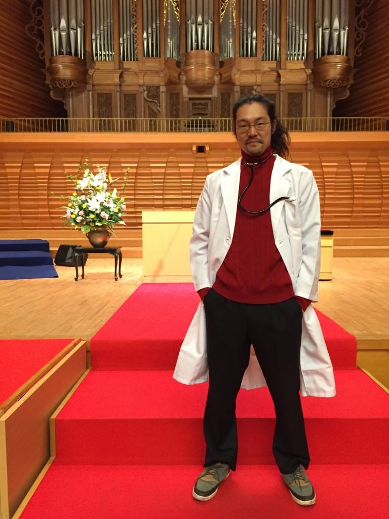 芸術で世界を救う医者になります!