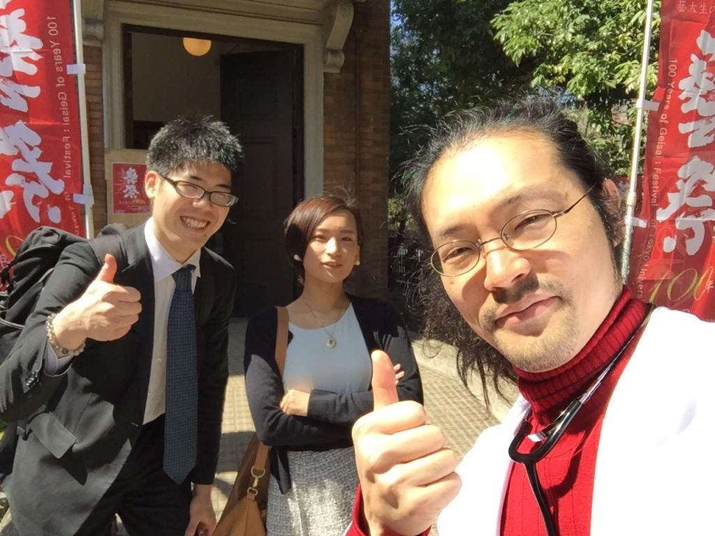 素晴らしい後輩たちと卒業!